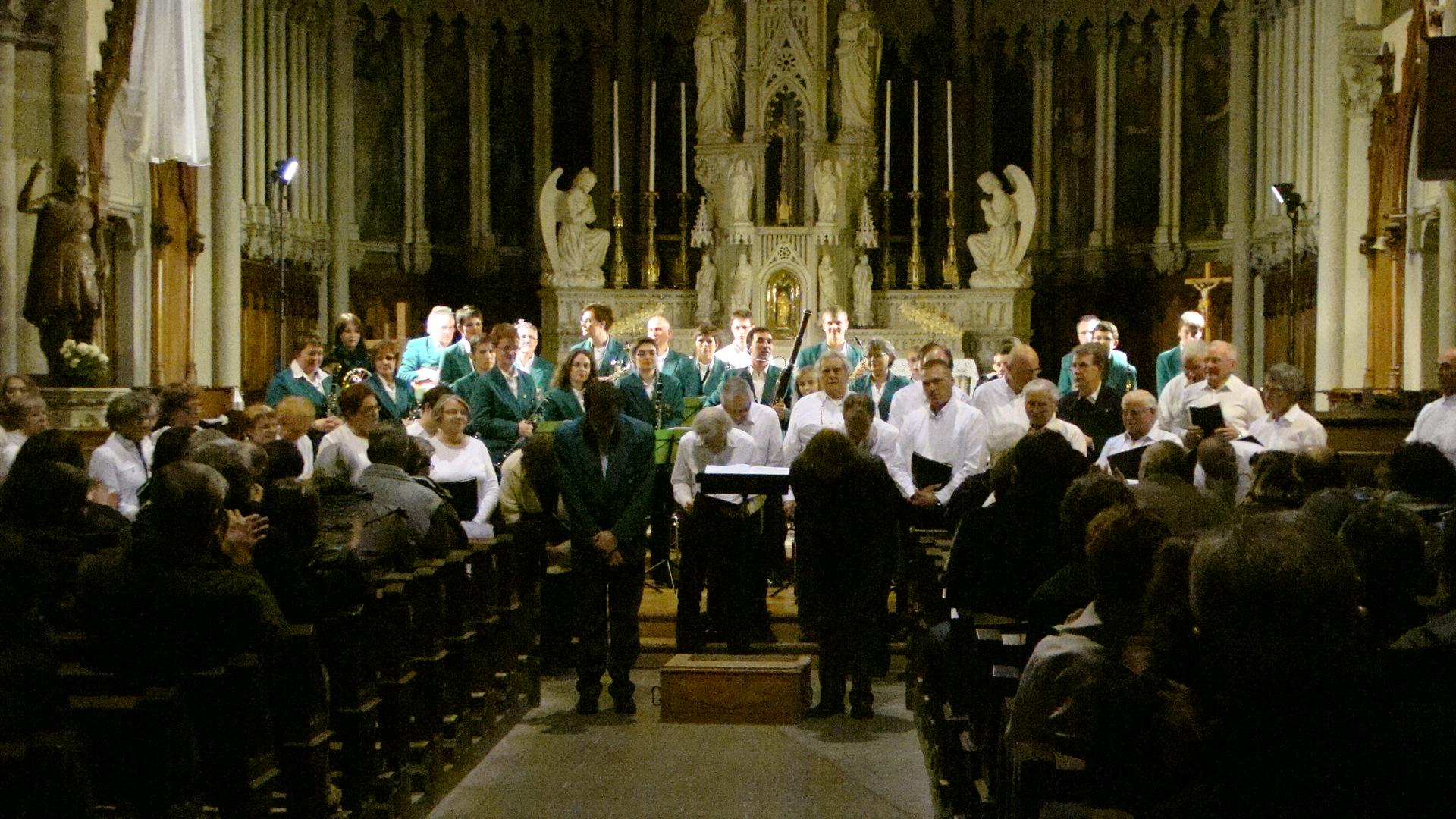 Concert d'hiver 2012